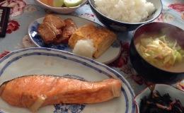 品数豊富でヘルシーで美味しい朝食を頂きました(^-^)/